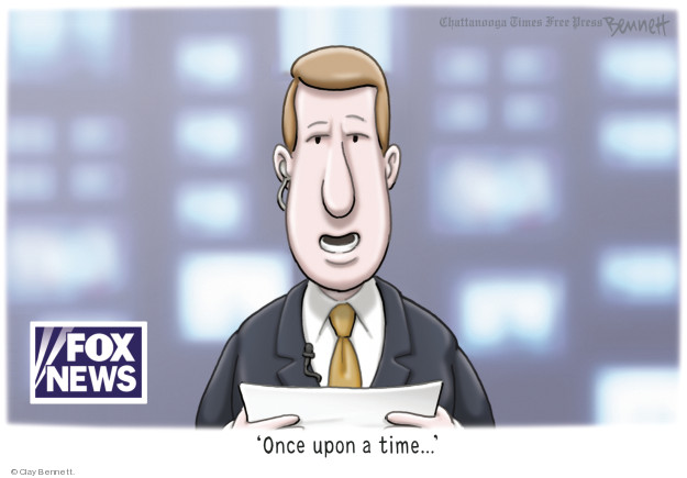 Clay Bennett  Clay Bennett's Editorial Cartoons 2018-08-02 journalism