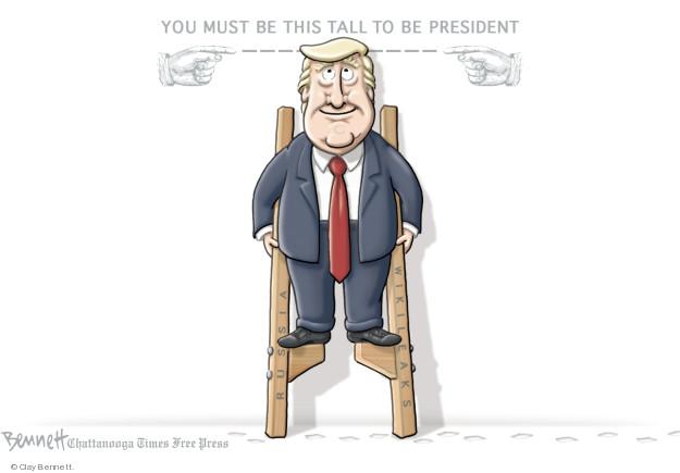 Clay Bennett  Clay Bennett's Editorial Cartoons 2018-08-07 Donald
