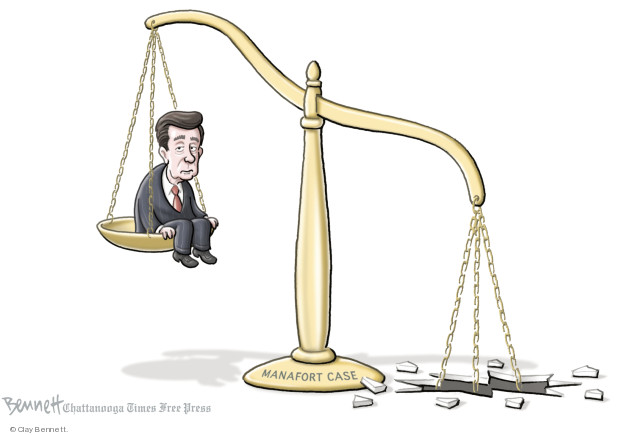 Clay Bennett  Clay Bennett's Editorial Cartoons 2018-08-08 trial