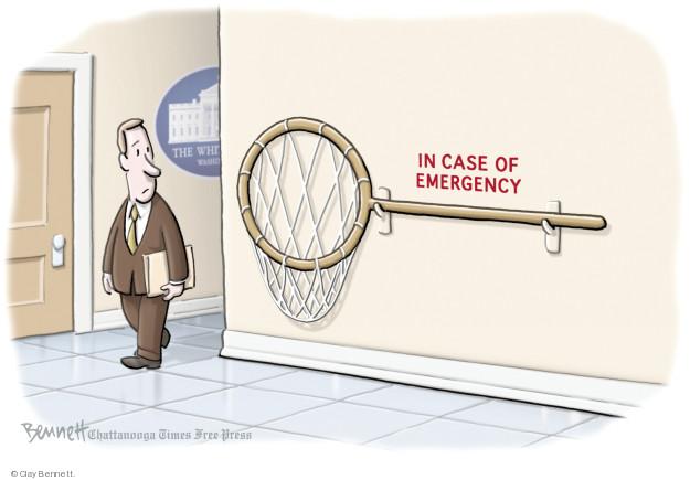 Cartoonist Clay Bennett  Clay Bennett's Editorial Cartoons 2018-08-20 editorial staff