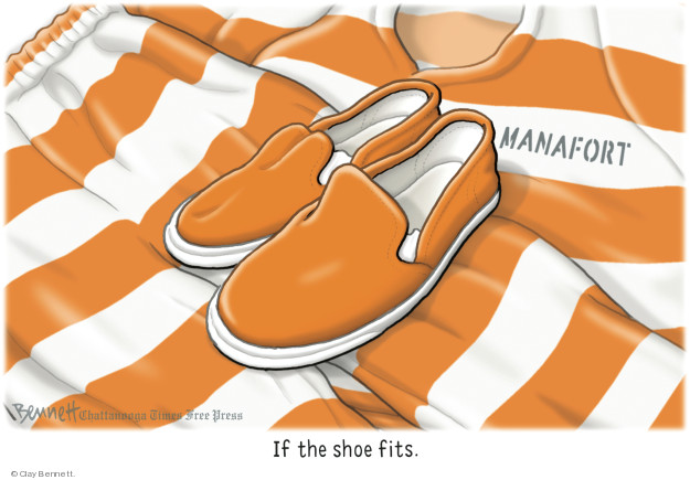 Clay Bennett  Clay Bennett's Editorial Cartoons 2018-08-22 trial