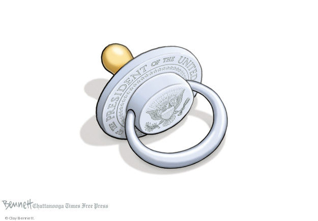 Clay Bennett  Clay Bennett's Editorial Cartoons 2018-09-07 Donald