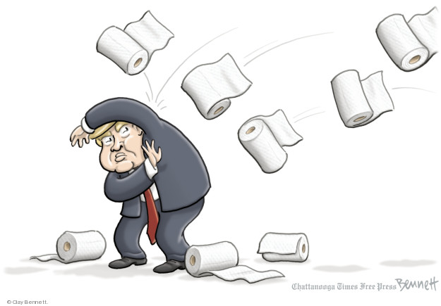 Clay Bennett  Clay Bennett's Editorial Cartoons 2018-09-14 natural