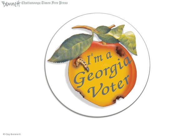 Im a Georgia voter.