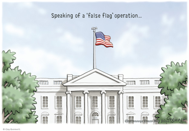 Clay Bennett  Clay Bennett's Editorial Cartoons 2018-10-29 Donald