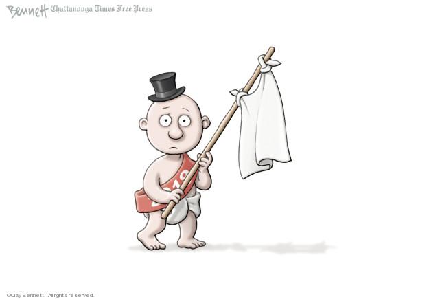 Cartoonist Clay Bennett  Clay Bennett's Editorial Cartoons 2019-01-01 editorial