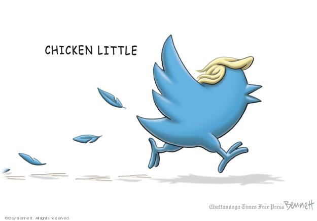 Clay Bennett  Clay Bennett's Editorial Cartoons 2019-01-13 Donald