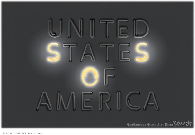 Clay Bennett  Clay Bennett's Editorial Cartoons 2019-01-25 Donald