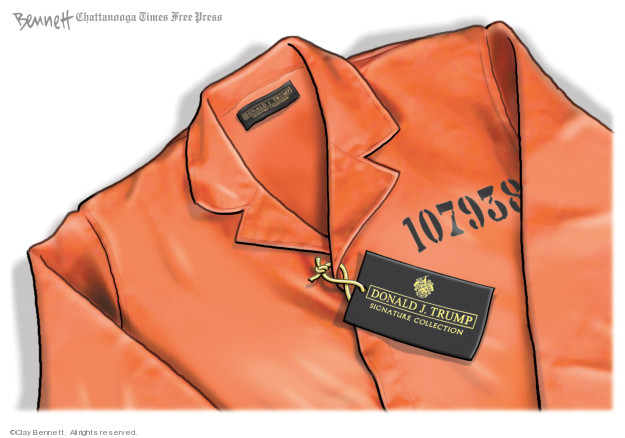 Cartoonist Clay Bennett  Clay Bennett's Editorial Cartoons 2019-02-08 Robert Mueller