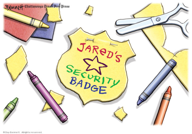 Cartoonist Clay Bennett  Clay Bennett's Editorial Cartoons 2019-03-02 family