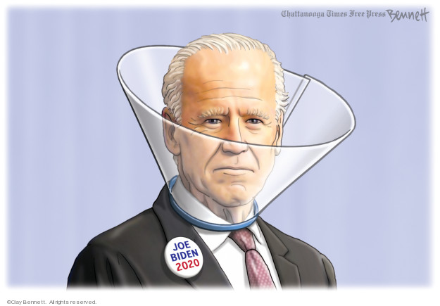 Clay Bennett  Clay Bennett's Editorial Cartoons 2019-04-07 candidate