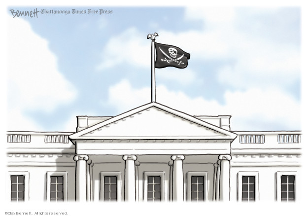 Cartoonist Clay Bennett  Clay Bennett's Editorial Cartoons 2019-04-10 editorial