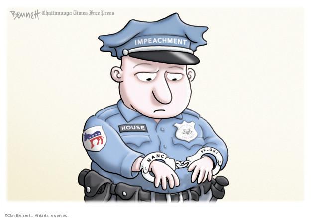Cartoonist Clay Bennett  Clay Bennett's Editorial Cartoons 2019-06-23 democratic