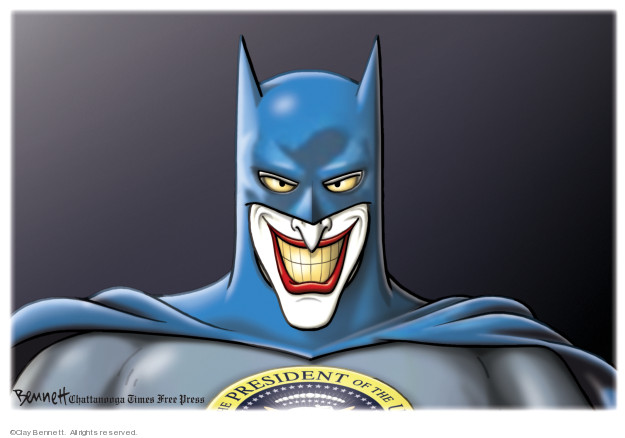 Clay Bennett  Clay Bennett's Editorial Cartoons 2019-09-24 Donald