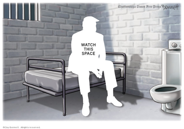 Clay Bennett  Clay Bennett's Editorial Cartoons 2019-09-29 Donald