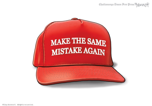 Cartoonist Clay Bennett  Clay Bennett's Editorial Cartoons 2019-10-06 investigation