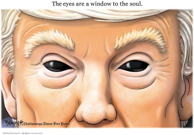 Clay Bennett  Clay Bennett's Editorial Cartoons 2019-10-12 Donald