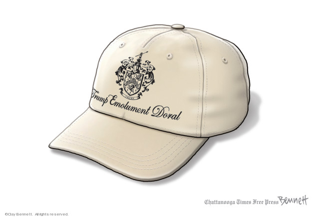 Clay Bennett  Clay Bennett's Editorial Cartoons 2019-10-18 Trump Family