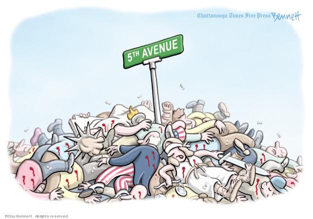 Cartoonist Clay Bennett  Clay Bennett's Editorial Cartoons 2019-10-25 democratic
