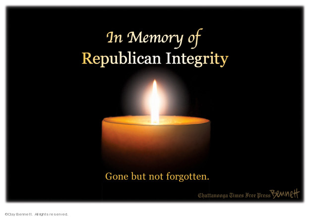 Cartoonist Clay Bennett  Clay Bennett's Editorial Cartoons 2019-11-06 congressional investigation