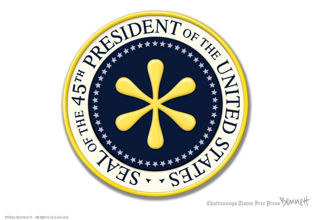 Clay Bennett  Clay Bennett's Editorial Cartoons 2019-12-27 Donald