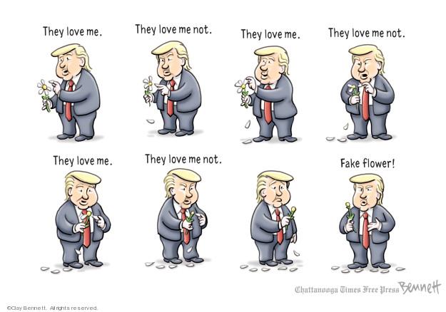 Clay Bennett  Clay Bennett's Editorial Cartoons 2020-01-12 political media