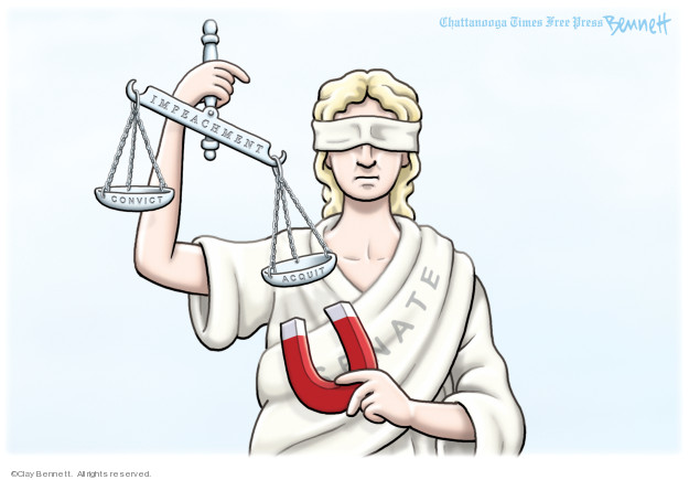 Clay Bennett  Clay Bennett's Editorial Cartoons 2020-02-02 trial