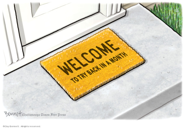 Clay Bennett  Clay Bennett's Editorial Cartoons 2020-04-01 social