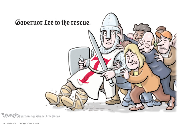 Cartoonist Clay Bennett  Clay Bennett's Editorial Cartoons 2020-04-04 editorial