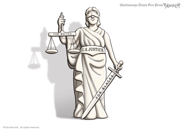 Clay Bennett  Clay Bennett's Editorial Cartoons 2020-06-07 equal rights