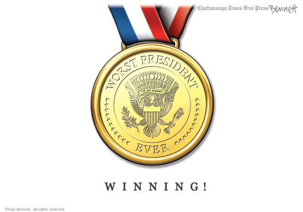 Clay Bennett  Clay Bennett's Editorial Cartoons 2020-06-06 Donald