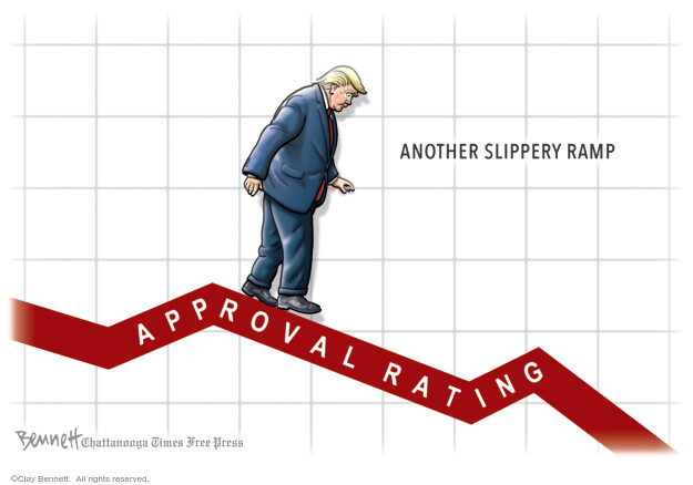 Clay Bennett  Clay Bennett's Editorial Cartoons 2020-06-21 Donald