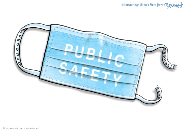 Clay Bennett  Clay Bennett's Editorial Cartoons 2020-07-01 Clay Bennett