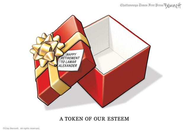 Clay Bennett  Clay Bennett's Editorial Cartoons 2020-09-23 politics