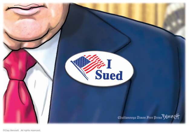 Clay Bennett  Clay Bennett's Editorial Cartoons 2020-11-08 editorial