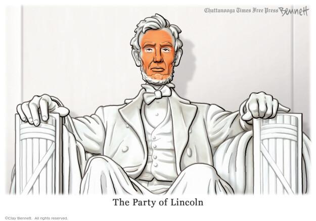 Clay Bennett  Clay Bennett's Editorial Cartoons 2021-01-29 presidential