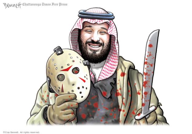 Clay Bennett  Clay Bennett's Editorial Cartoons 2021-02-27 mask