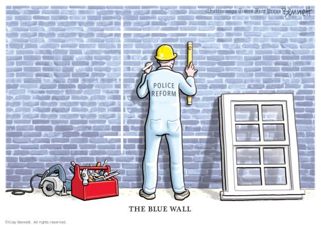 Clay Bennett  Clay Bennett's Editorial Cartoons 2021-04-23 law