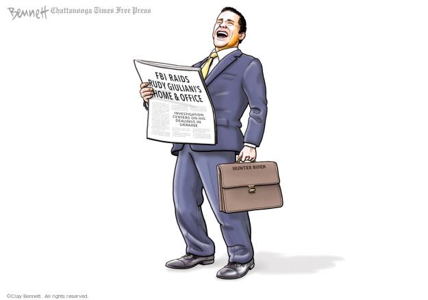 Clay Bennett  Clay Bennett's Editorial Cartoons 2021-04-30 Joe Biden