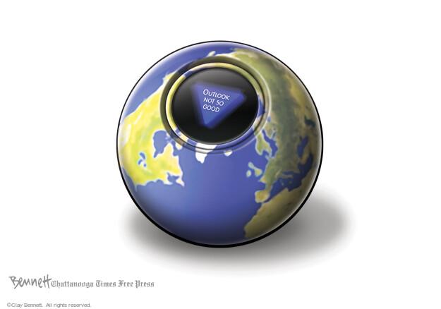 Clay Bennett  Clay Bennett's Editorial Cartoons 2021-06-30 climate change
