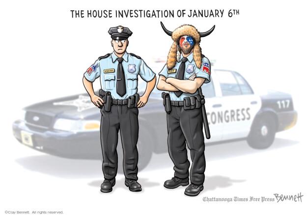 Clay Bennett  Clay Bennett's Editorial Cartoons 2021-07-02 congressional