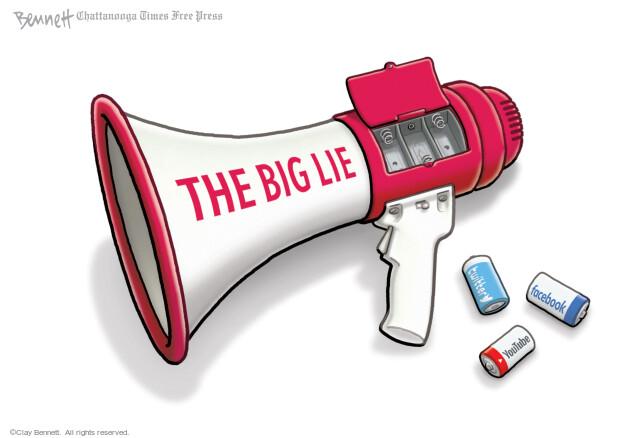 Clay Bennett  Clay Bennett's Editorial Cartoons 2021-07-09 Donald Trump