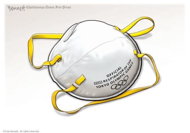 Clay Bennett  Clay Bennett's Editorial Cartoons 2021-07-24 pandemic