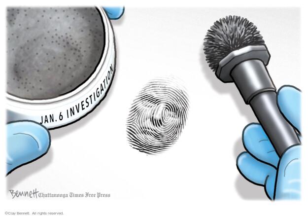 Clay Bennett  Clay Bennett's Editorial Cartoons 2021-07-27 Donald Trump