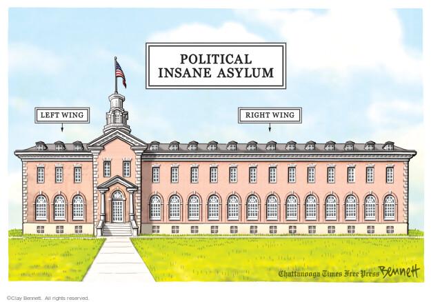 Clay Bennett  Clay Bennett's Editorial Cartoons 2021-08-08 politics