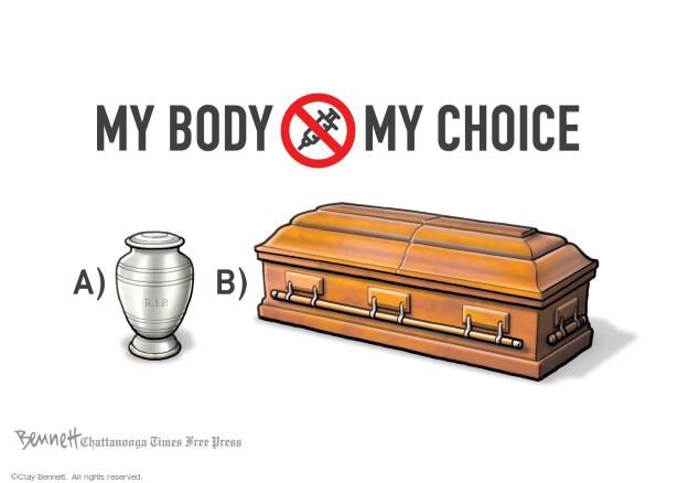 Clay Bennett  Clay Bennett's Editorial Cartoons 2021-08-13 crisis