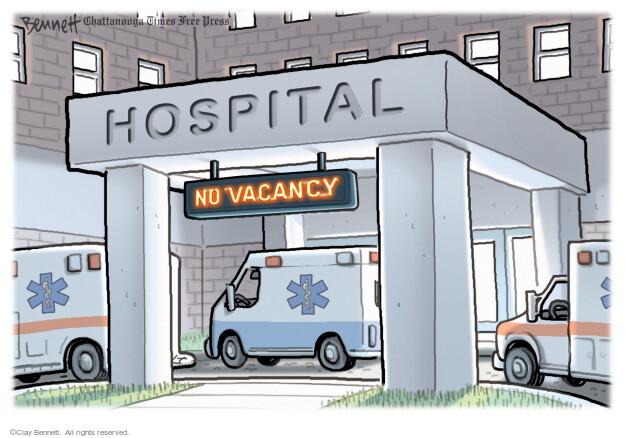 Clay Bennett  Clay Bennett's Editorial Cartoons 2021-09-08 crisis