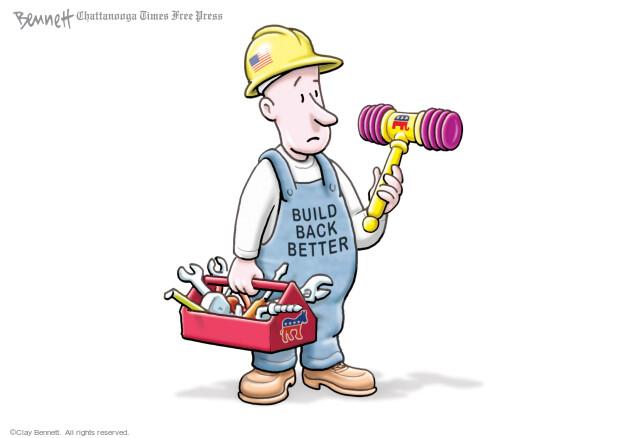 Clay Bennett  Clay Bennett's Editorial Cartoons 2021-10-02 conservative