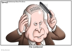 Cartoonist Clay Bennett  Clay Bennett's Editorial Cartoons 2008-10-08 2008 election