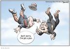 Cartoonist Clay Bennett  Clay Bennett's Editorial Cartoons 2008-01-24 stimulus